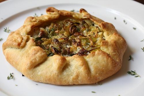 ... Pies and Tarts on Pinterest | Onion Tart, Tarts and Goats Cheese Tart