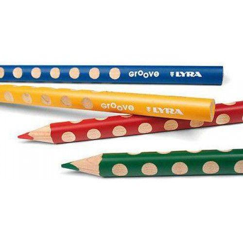 Lyra Groove 10 darabos háromszög alakú színes ceruza készlet Ft Ár 3,219