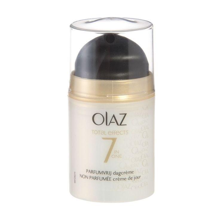 Olaz Total Effects 7in1 Anti-Veroudering Dagcrème Parfumvrij | Kruidvat