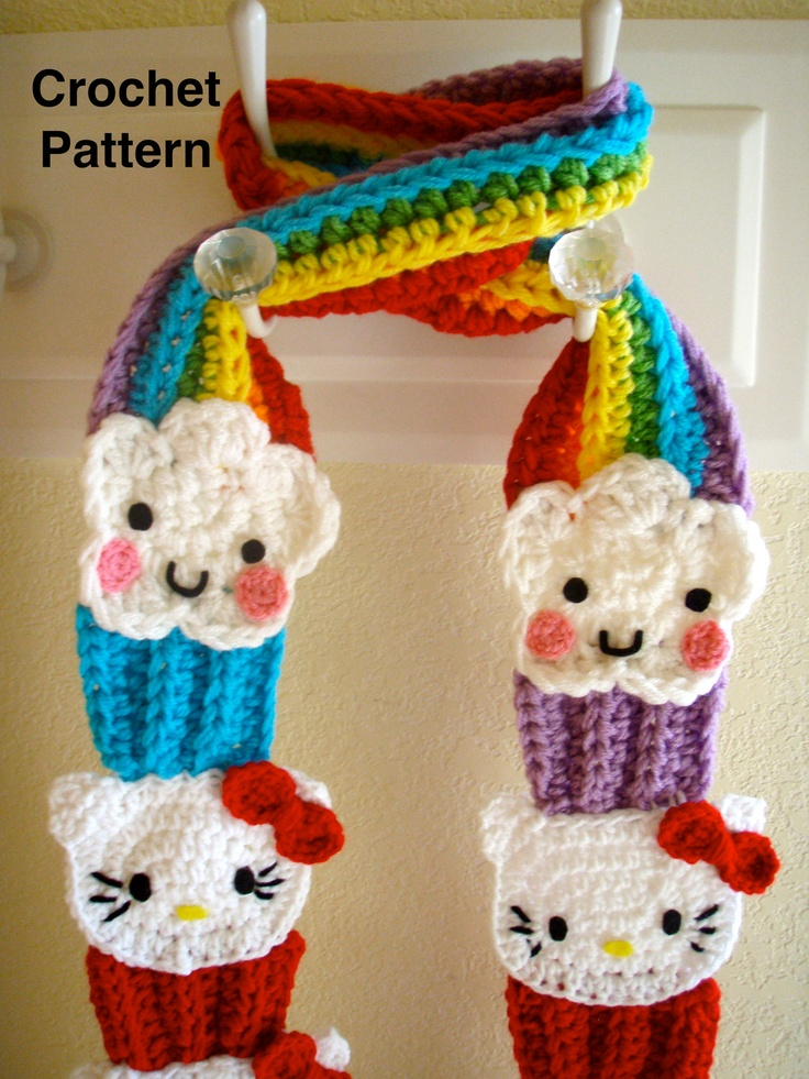 291 best images about handmade knitting/crochet/sewing creations on Pinterest...