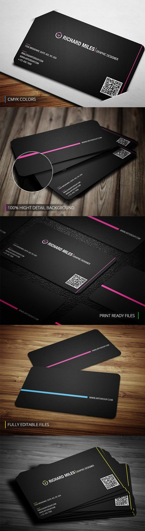 269 Best Printsteals Business Cards Images On Pinterest Carte De
