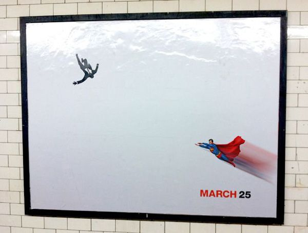 Mad Men Posters humorously altered. More examples on Laughing Squid