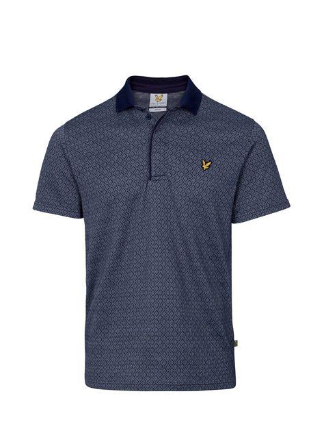 Lyle and ScottKirkton Lyle & Scott Golf Polo Shirt