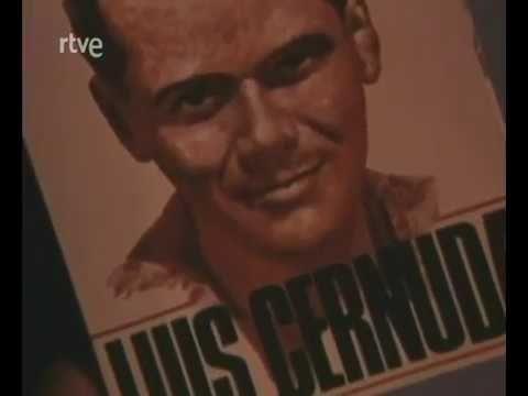 DOCUMENTAL SOBRE LUIS CERNUDA (POETA DE LA GENERACIÓN DEL 27) - YouTube