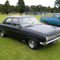 2011 Hd /Hr Holden Nationals Toowoomba Queensland.
