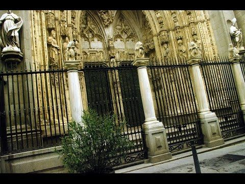 Fotos de: Toledo - Catedral - Puerta de los Leones (XLVII)
