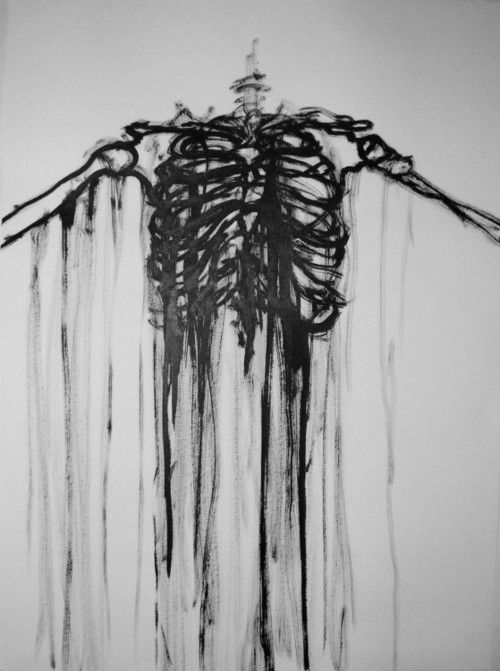 cool halloween crayon art to try
