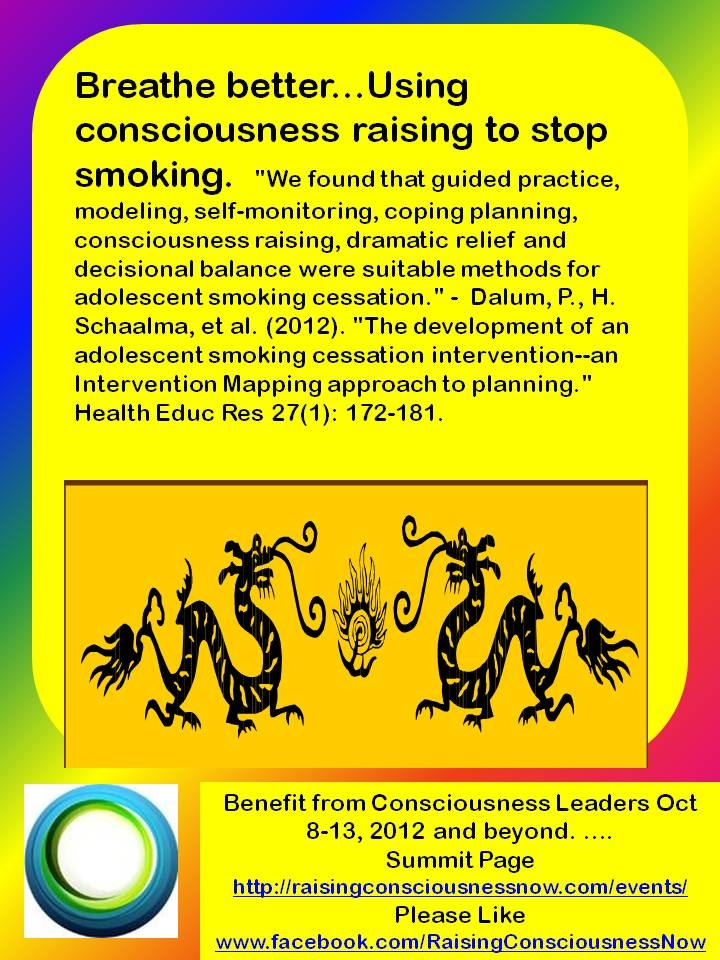 Guided imagery for smoking cessation in adults