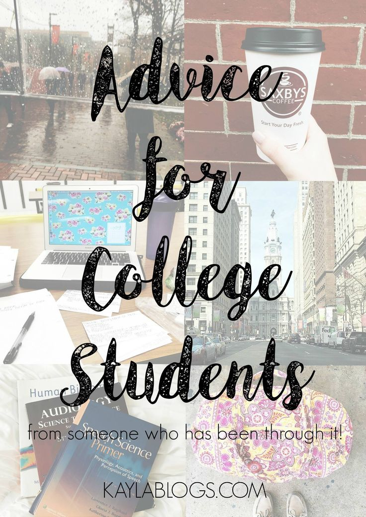 Some of my best bits of advice from over the past four years of college including the best place to get your textbooks: Amazon Prime Student.