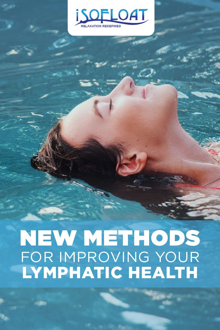 Improve Your Lymphatic Health with float therapy, body wraps, and massages!