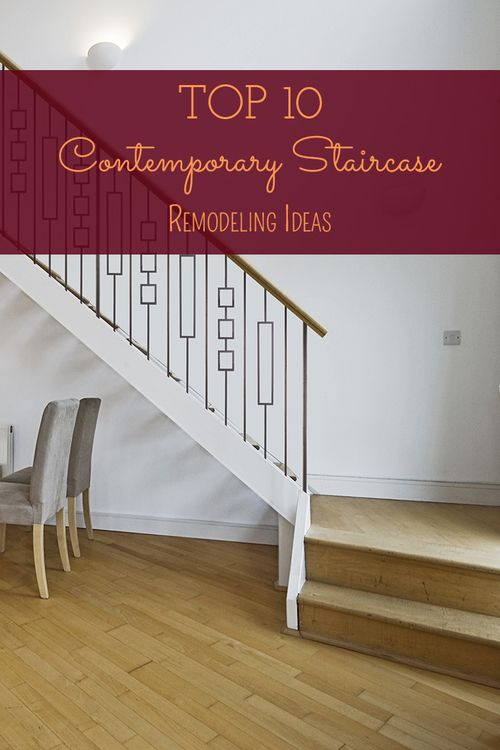 Contemporary staircase remodeling components compliment the style of any new age home. These sleek and simple designs originate from our Aalto and Versatile collections. When combining these series, your options for contemporary styling are limitless. Most of these components are available in hollow or solid wrought iron, and can be purchased in multiple powder-coated finishes. Aside from our standard wrought iron parts, we offer custom iron, glass, and stainless steel stair systems.
