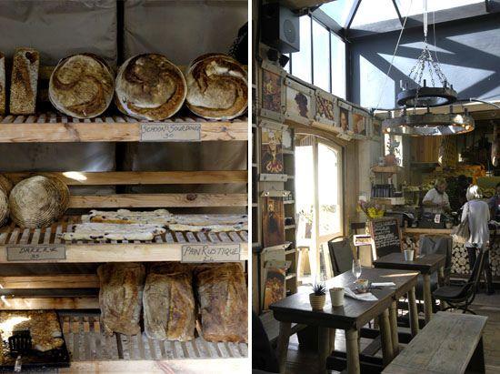 Oude Bank Bakkerij, Stellenbosch South Africa