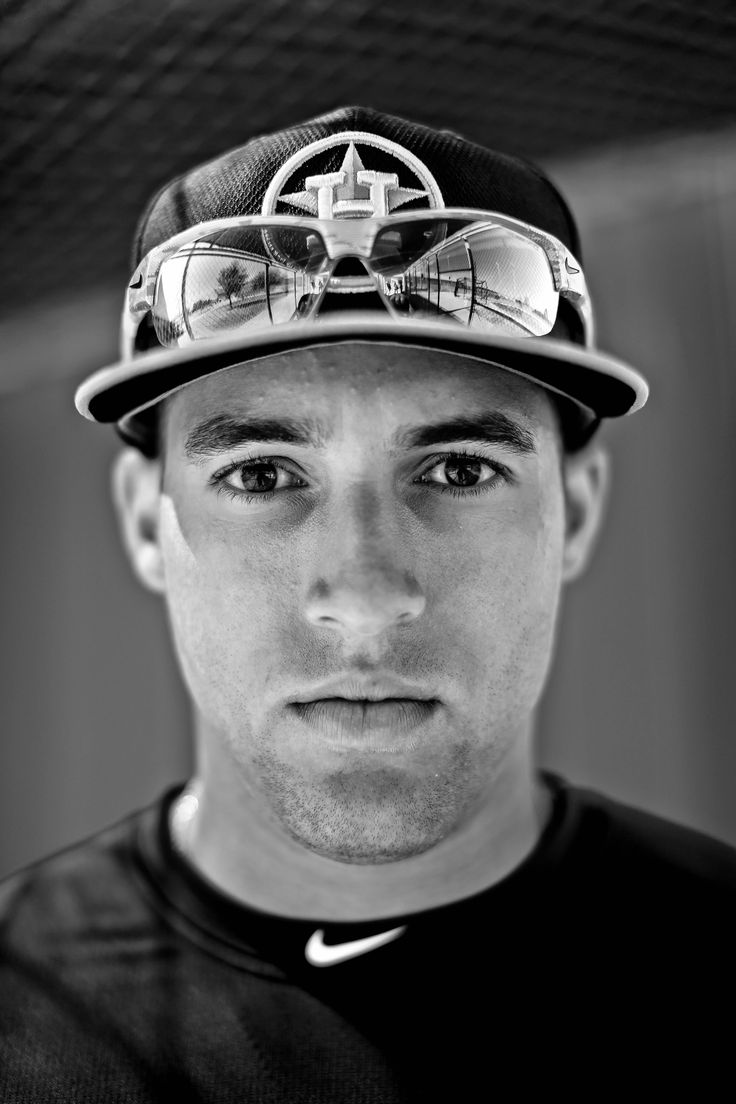 Houston Astros George Springer (Photo byTom DiPace)
