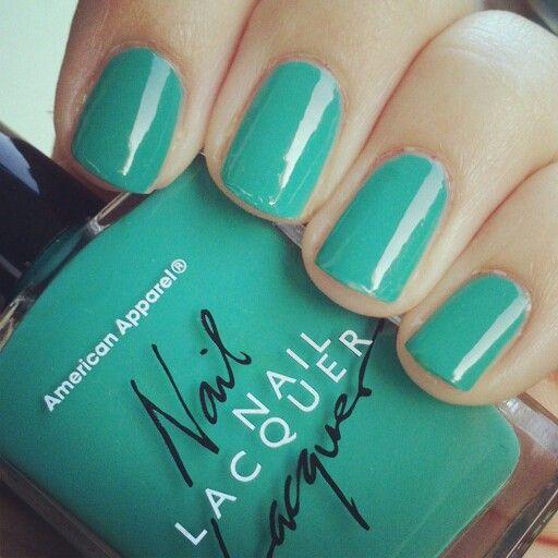 American Apparel Malibu Green