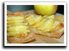 Appelmeisjes.  Verrassend eenvoudig en snel te maken