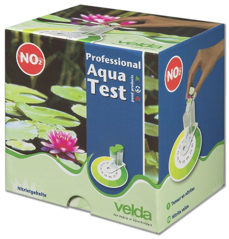 Velda 121526 Professional Aqua Test NO2