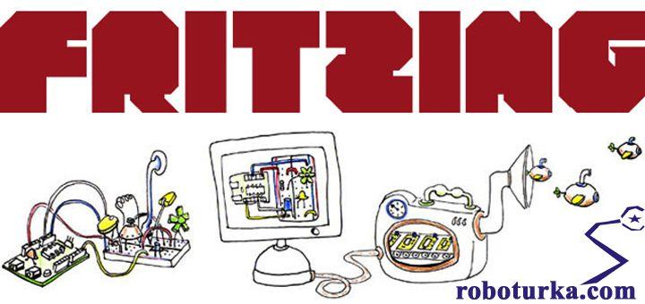 Fritzing Nedir? Neler Yapabiliriz? Fritzing Çizim Programı İncelemesi