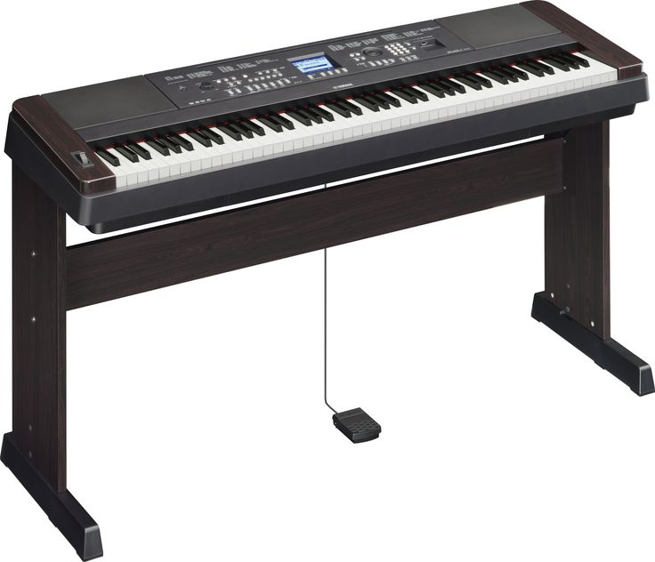 Yamaha electric piano