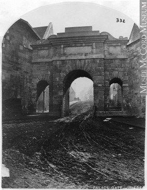 Photographie | Porte du Palais, Québec, QC, 1868 | VIEW-332.1