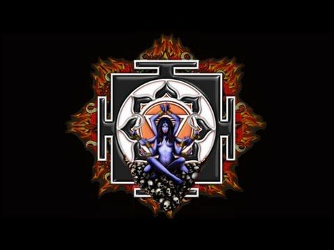 Kali Mantra 108 - YouTube