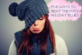 Do you dread having the Post Holiday Blues?   Here are some ways to help avoid them.