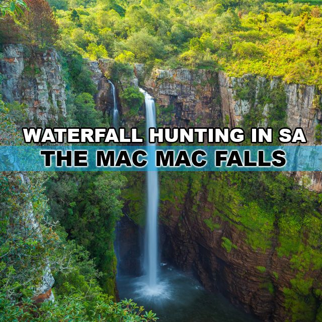 Waterfall hunting in South Africa-The Mac Mac Falls-READ MORE HERE #Wild5Gorge http://bit.ly/1W33KwL
