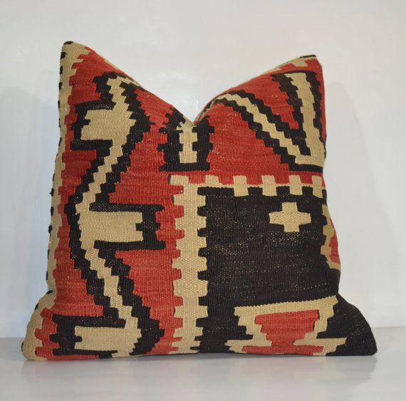 Hey, I found this really awesome Etsy listing at https://www.etsy.com/listing/177485342/unique-pillow-case-kilim-cushionshabby