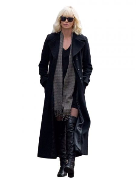 Hollywood Mystery film gorgeous South African actress Charlize Theron magnificent role play in this movie Atomic Blonde Lorraine Broughton.