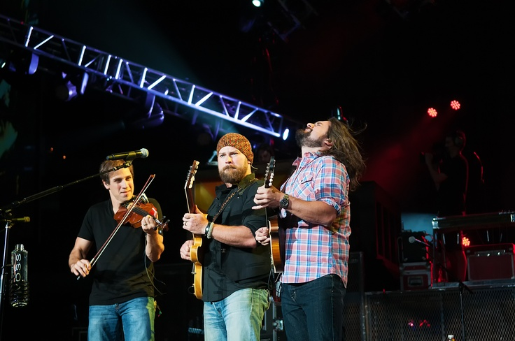 Zac Brown Band at the Bon Secours Wellness Arena May 10, 2012