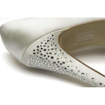 Zapato de novia Menbur Julia