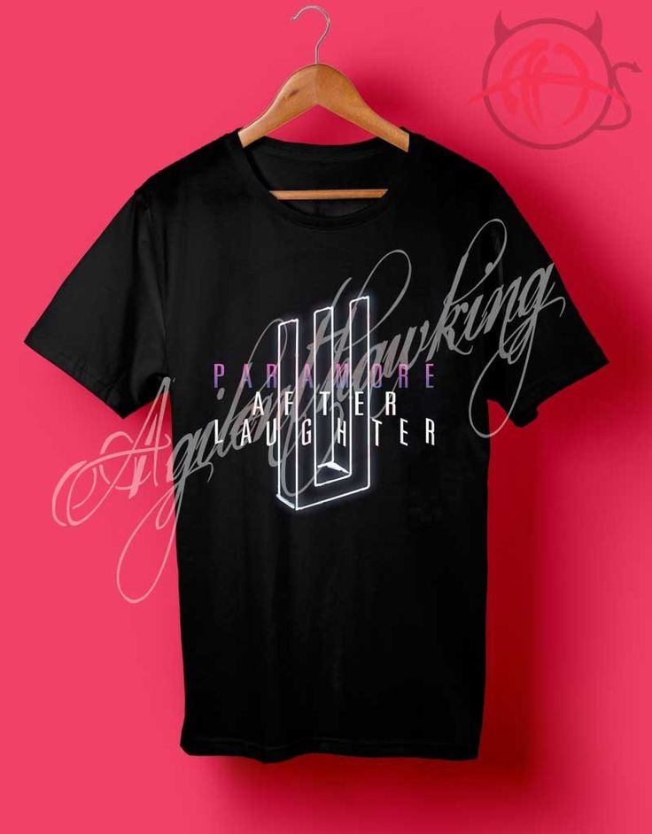 Paramore After Laughter T Shirt