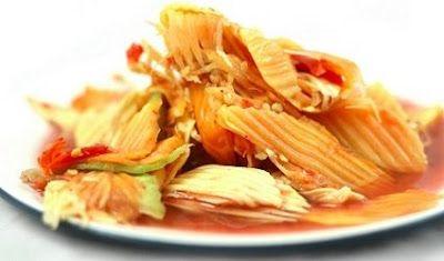 Rujak Kuah Pindang | Hidangan Nusantara | Hidangan Nusantara Favorit | Hidangan Nusantara Terpopuler