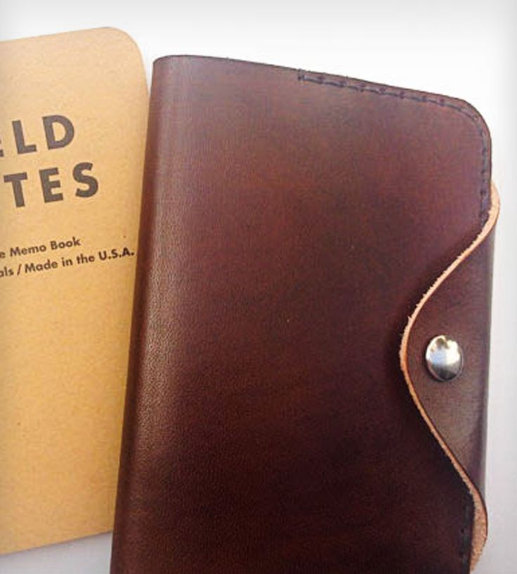 Best Field Note Leather Journal Images On   Leather