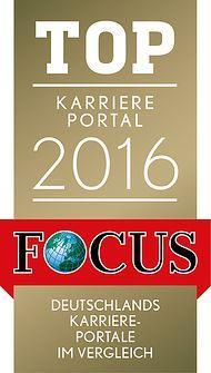 dasauge: Top-Karriereportal 2016