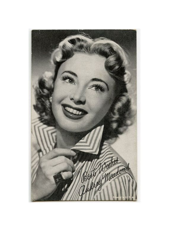 audrey meadows interview