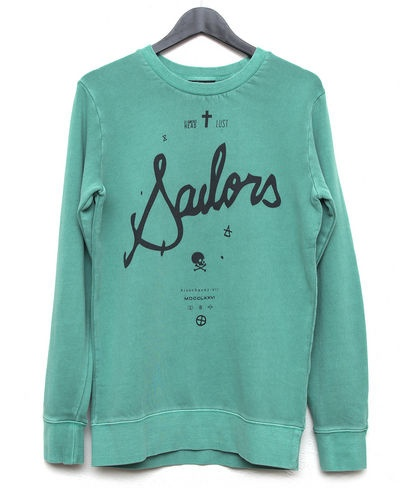 Kiss Chacey Sailor Crew (Kelly Green) $109.95