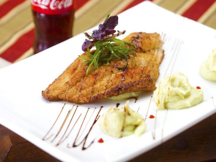 Tender catfish fillets seasoned, saut�d and baked to perfection, for a tempting and easy to prepare dish. | chefgarvin.com