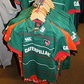 Rutland Sports, Leicester Tigers kit