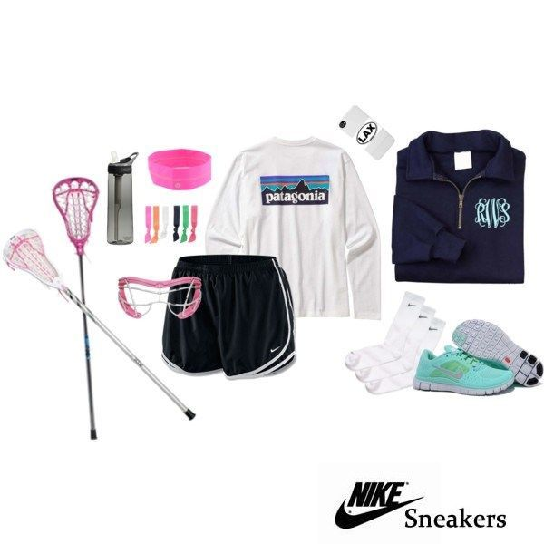 Lacrosse Practice OOTD by gracesays on Polyvore tiffany free runs 3 ,tiffany blue nikes outfit for runner, all nike shoes for over 53% off