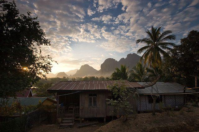 Top Laos Destinations: Vang Vieng