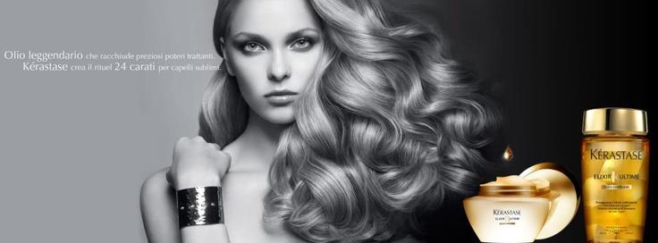 #Kerastase #ElixirUltime #Hair #Beauty #Haircare #Hairstyle