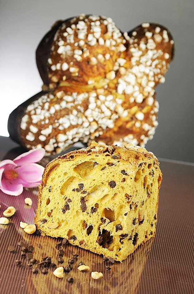 Colomba di kamut al cioccolato di Luca Montersino http://www.alice.tv/ricette-pasqua/colomba-di-kamut-al-cioccolato