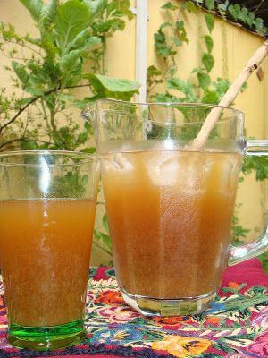 come-se: Suco de tamarindo
