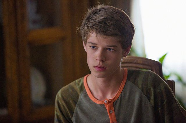 Colin Ford as Colin Greene—the quirky, awkward, dorky best friend.