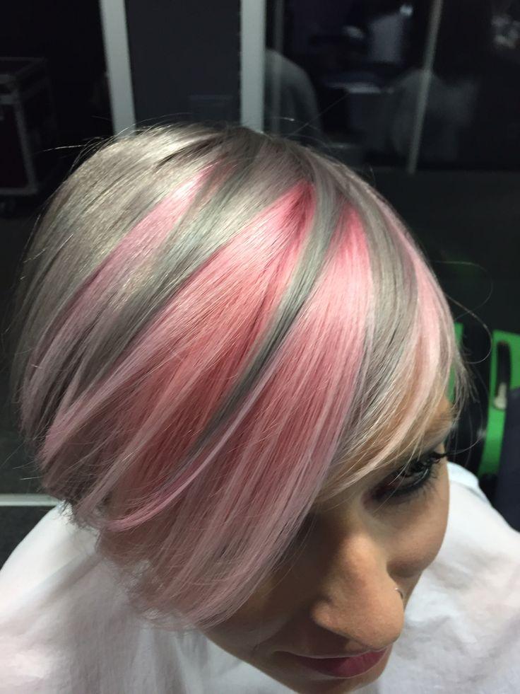 ber ideen zu pastellrosa haare auf pinterest pastell haar haar und leda muir. Black Bedroom Furniture Sets. Home Design Ideas