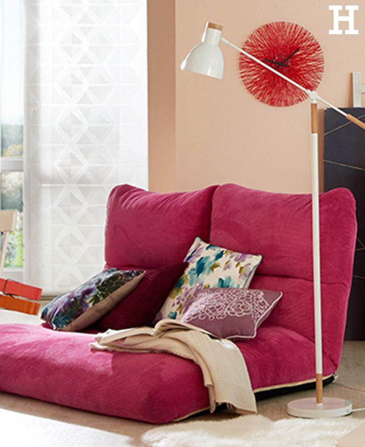 Relaxliege Tabea Gefunden Bei Mobel Hoffner Sofa Jugendzimmer Familienzimmer Dekoration Relaxliege