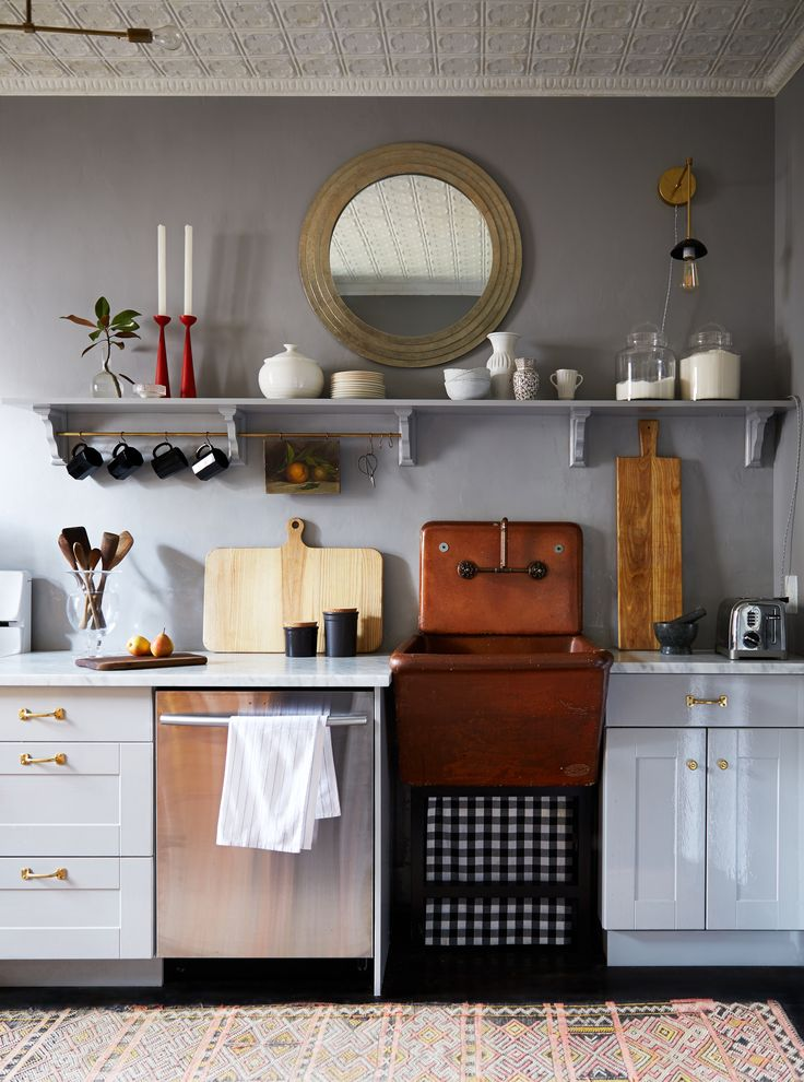 Top 25 ideas about in the kitchen on pinterest copper for Kitchen upgrades