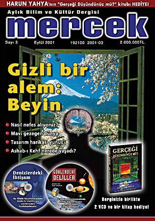 Mercek  Sayı 03 - Harunyahya.org
