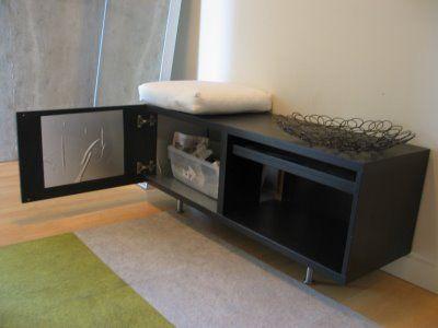 Ikea furniture - hide the cat litter box