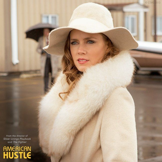 70s Glam: Fashion Inspired by American Hustle Film #pureglam #glam